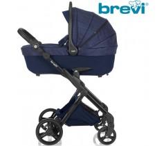 Brevi - Alcofa Homologada PRESTO CITY Blue Jeans
