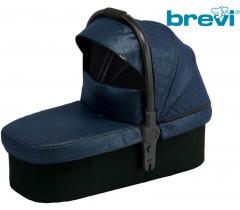 Brevi - Alcofa macia ADON Blue Blazer