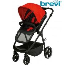 Brevi - Cadeira de rua ADON Red Sport