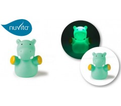 Nuvita - Luz de Presença Hipopótamo