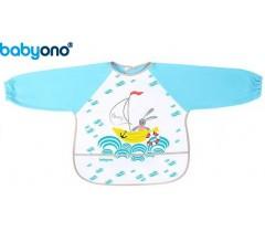 Baby Ono - Babete com mangas