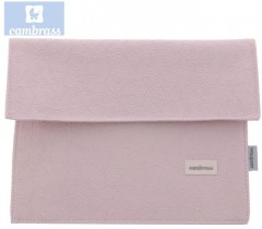 CAMBRASS - PORTA DOCUMENTOS ELITE ROSA 3x17x25 CM