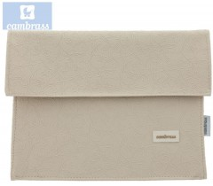CAMBRASS - PORTA DOCUMENTOS ELITE CAMEL 3x17x25 CM