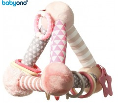 Baby Ono - Tiny Yoga Collection Rosa