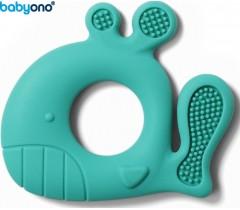 Baby Ono - mordedor de silicone azul