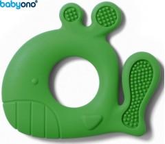 Baby Ono - mordedor de silicone verde