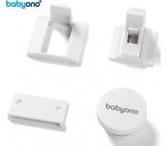 Baby Ono - Fechadura Magnética de segurança 4 peças
