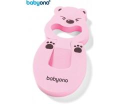 Baby Ono - Protetor de Impacto para portas rosa