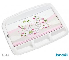 Brevi - Vestidor e muda fraldas rígido Tablet
