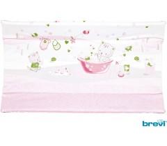 Brevi - Colchão muda fraldas universal com suporte