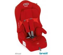 Brevi - Cadeira auto grupo 1/2/3 Allroad Red