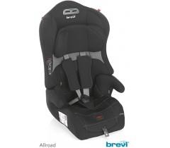 Brevi - Cadeira auto grupo 1/2/3 Allroad Grey