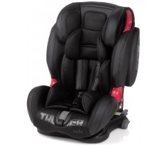 Be Cool - Cadeira auto Thunder Isofix Black Crown