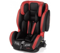 Be Cool - Cadeira auto Thunder Isofix Red Devil