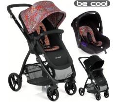 Be Cool - Carrinho de bebé Slide + Zero Ethnic