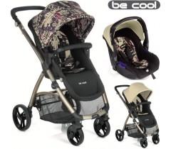 Be Cool - Carrinho de bebé Slide + Zero News