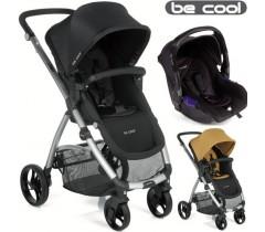 Be Cool - Carrinho de bebé Slide + Zero Optical
