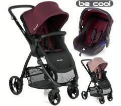 Be Cool - Carrinho de bebé Slide + Zero Coupage