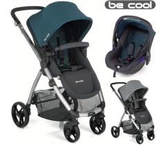 Be Cool - Carrinho de bebé Slide + Zero Scottish