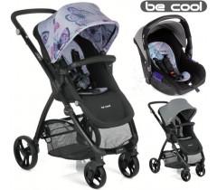 Be Cool - Carrinho de bebé Slide + Zero Butterfly