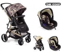 Be Cool - Carrinho de bebé Quantum + Zero News