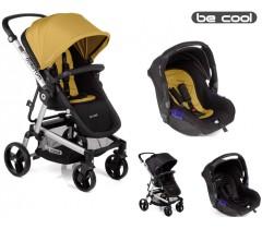 Be Cool - Carrinho de bebé Quantum + Zero Optical