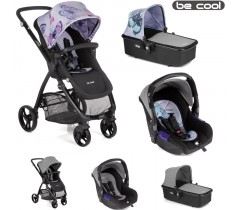 Be Cool - Trio Slide Top Butterfly