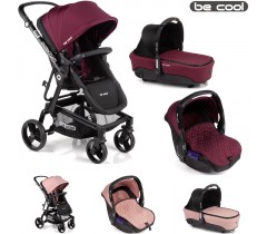Be Cool - Trio Quantum Cocoon Coupage