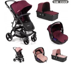Be Cool - Trio Quantum Top Coupage