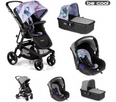 Be Cool - Trio Quantum Top Butterfly