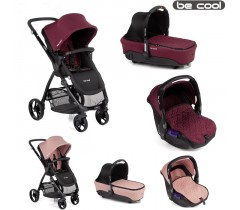 Be Cool - Trio Slide Cocoon Coupage