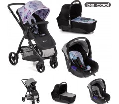 Be Cool - Trio Slide Cocoon Butterfly
