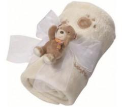 Baby Fehn - Manta Urso Branco