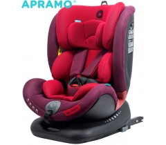 APRAMO - ALL STAGE Cadeira Gr. 0+1+2+3 Chilli Red
