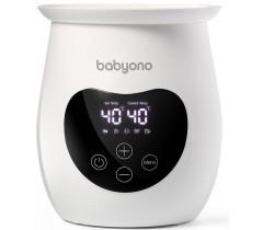 Baby Ono - Aquecedor e esterilizador digital de alimentos 2 em 1 Honey