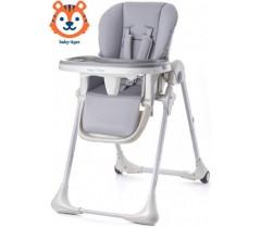 Baby Tiger - Cadeira da papa Kiki Grey