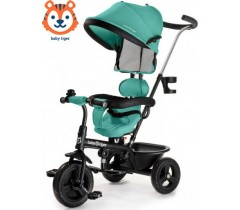 Baby Tiger - Triciclo Fly Green-Blue