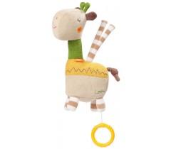 Baby Fehn - Caixa de música Girafa