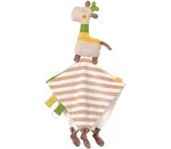 Baby Fehn - Doudou Girafa Deluxe