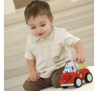 Chicco - Funny Vehicles Fire Truck