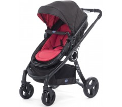 Chicco -  Duo Urban Plus CROSSROVER Red Passion