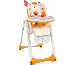 Chicco - Cadeira da papa Polly 2 Start Fancy Chicken