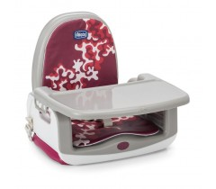 Chicco – Cadeira de mesa Up to 5, Cherry