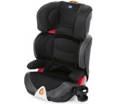 Chicco – Cadeira auto  Oasys 2-3 EVO Jet Black