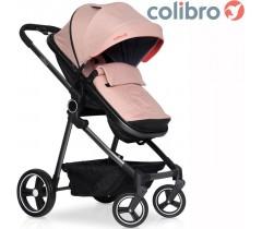 COLIBRO - Carrinho multifuncional ONEMAX 2 in 1 Flamingo
