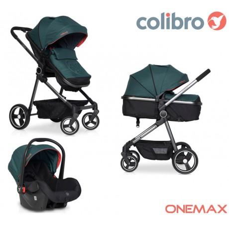 COLIBRO - Carrinho Multifuncional ONEMAX 3 in 1 Mirage