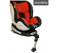 Casualplay – Cadeira auto 0/1 Volta Fix 2017