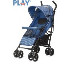 PLAY - Carrinho de bebé FUNKY Nautic Blue