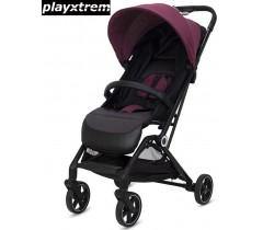 PLAYXTREM - Carrinho de bebé DOWNTOWN Purple, 0-22 kgs