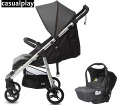 CASUALPLAY - LOPPI +BABY 0+ Panther, pack 2